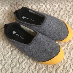 195e5b09d44 Women Felt Sole Slippers on Poshmark